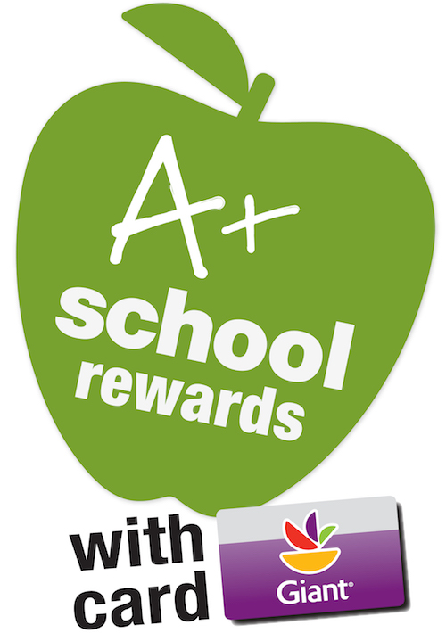 Giant A Plus School Reward with Card
